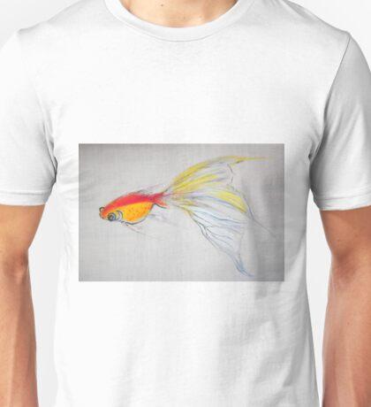 Goldfish Pond (close up #1) Unisex T-Shirt