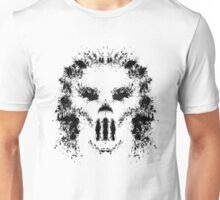 Casey Jones Rorschach Test Unisex T-Shirt