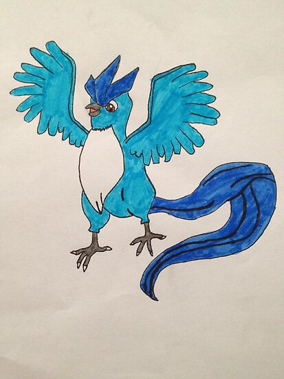 how to catch articuno in pokemon red