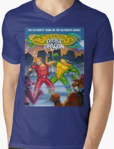 battletoads vs double dragon Mens V-Neck T-Shirt