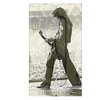 Jimmy Page - The Hermit Tarot by TexasBarFight