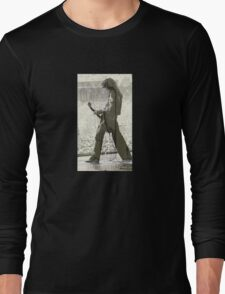 Jimmy Page - The Hermit Tarot Long Sleeve T-Shirt