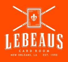Lebeau's Card Room - New Orleans, LA Kids Clothes