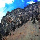 Mountain by kendlesixx