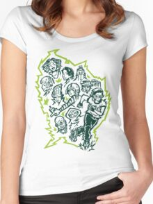 The GG's Women's Fitted Scoop T-Shirt