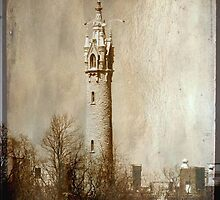 Water Tower © by Dawn M. Becker