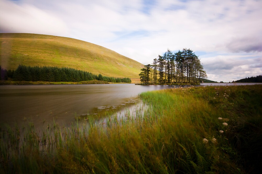 Beacons Reservoir by David Cooper