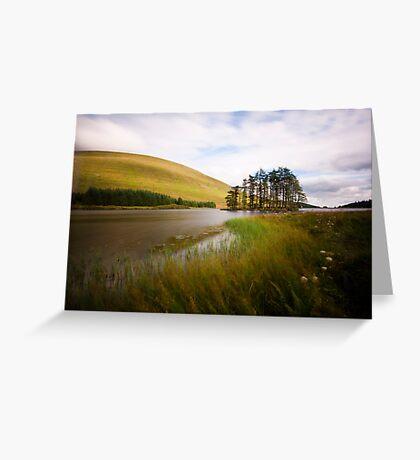 Beacons Reservoir Greeting Card