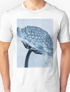 Chrysanthemum Cyanotype T-Shirt