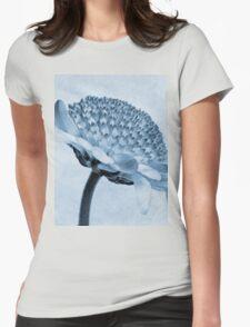 Chrysanthemum Cyanotype T-Shirt