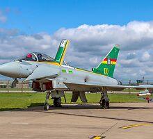 Eurofighter Typhoon F.2 ZJ936/QO-C by Colin Smedley
