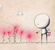J'ai le coeur reveur by Nonnetta