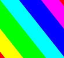 Bright Stripes by Paula J James