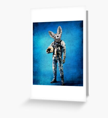 Fennec the captain Greeting Card