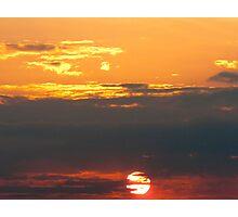 Praise the SUN Photographic Print