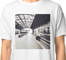 Train Station Classic T-Shirt