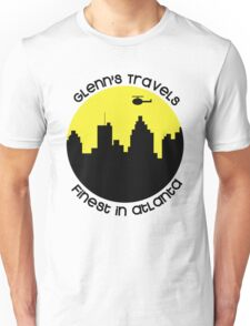 Glenn's Travels- A Walking Dead Parody Shirt Unisex T-Shirt