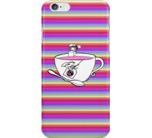 tea girl iPhone Case/Skin
