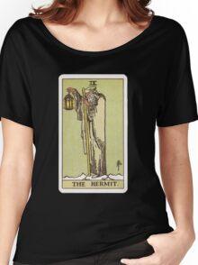 Tarot - The Hermit Women's Relaxed Fit T-Shirt