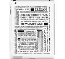 The Waste Land iPad Case/Skin