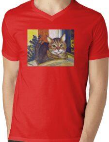 Yankee Mens V-Neck T-Shirt