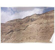 Judean Desert, Israel Poster