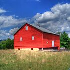 Country Barn by James Brotherton