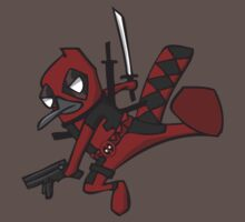 Deadperry the Platypool Kids Clothes