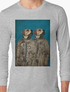 Journey into outer space Long Sleeve T-Shirt