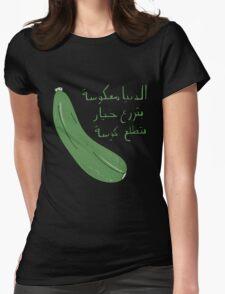 Koosa Womens Fitted T-Shirt
