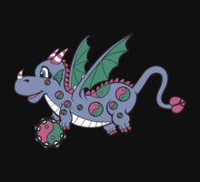 Pepper The Balance Dragon T-Shirt