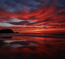 Sunrise Avoca Beach, NSW, Australia by Of Land & Ocean - Samantha Goode