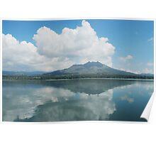 Mount Batur Poster