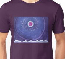 Fourteeners original painting Unisex T-Shirt