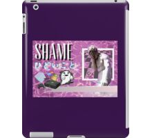 I regret everything iPad Case/Skin
