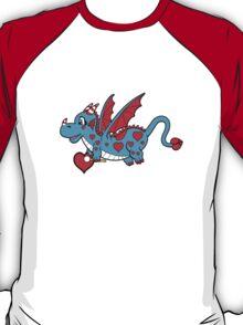 Pepper The Love Dragon T-Shirt
