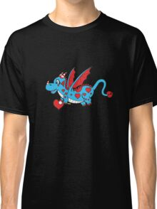 Pepper The Love Dragon Classic T-Shirt