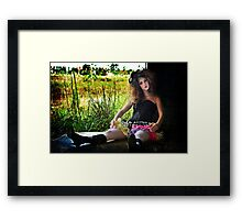 Doll series Two Framed Print