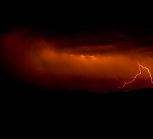 Lightning  by Saija  Lehtonen