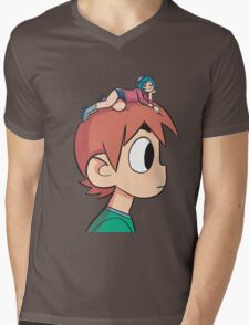 Ramona on the Mind Mens V-Neck T-Shirt