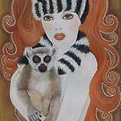 A Year in Art by Artist Laura J. Holman by Laura J. Holman