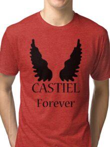Castiel Forever Tri-blend T-Shirt