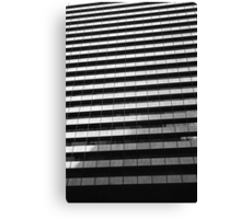 The Artist formerly known as National Mutual Plaza Canvas Print