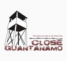 Close GITMO by vjewell
