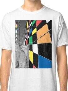 Brooklyn Bridge Analogue Classic T-Shirt