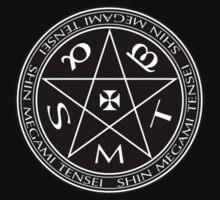 Shin Megami Tensei Logo T-Shirt