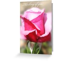 Thinking of you,  Greeting Card