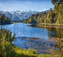 Mount Cook by Kim Andelkovic