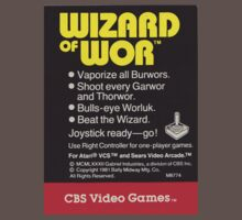 Wizard of Wor by mrwuzzle
