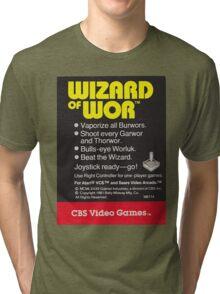 Wizard of Wor Tri-blend T-Shirt